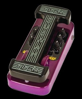 The funkiest bass wah out there, bar none.